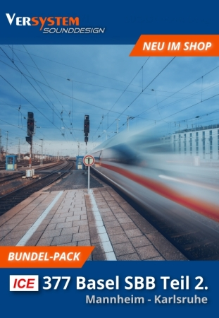 ICE 377 Basel SBB Teil 2. BUNDLE-PACK